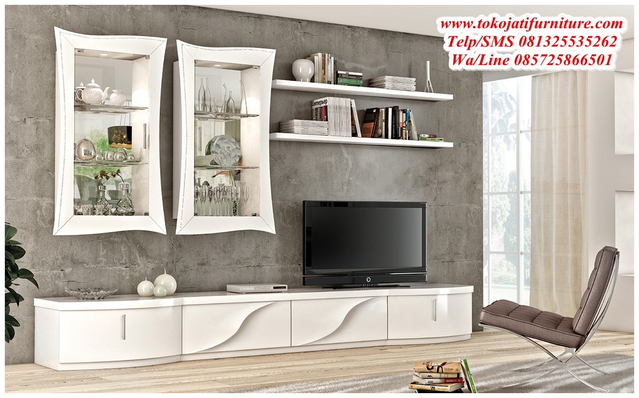 Bufet-tv-Duco-Minimalis-Pendek Bufet tv Duco Minimalis Pendek