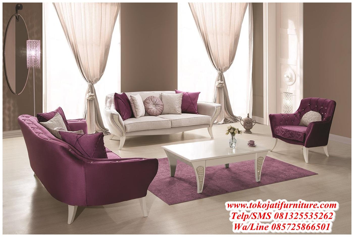 Set-Kursi-Sofa-Mewah-Modern Set Kursi Sofa Mewah Modern