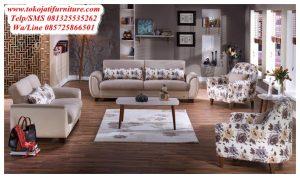Sofa Ruang Tamu Classic