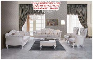 Sofa Tamu Minimalis Classic Modern