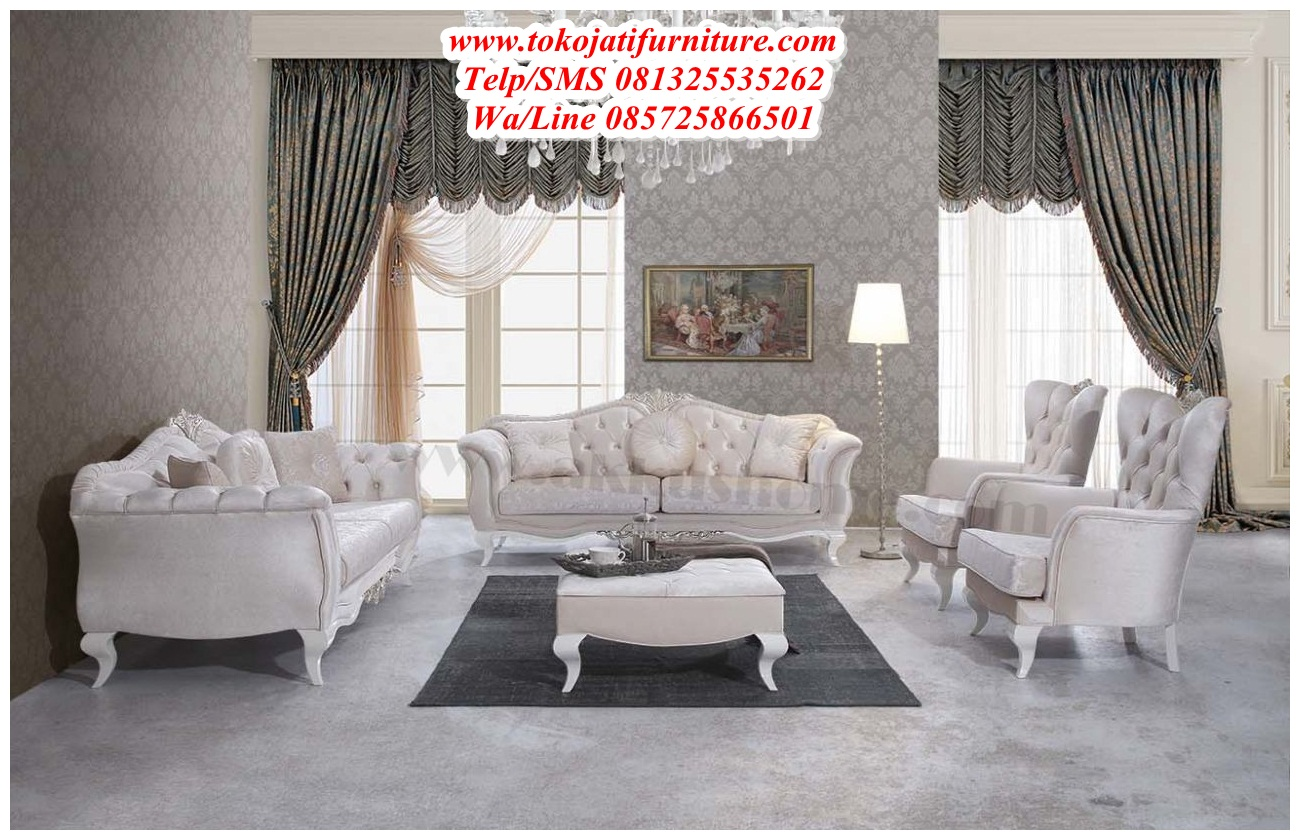 Sofa-Tamu-Minimalis-Classic-Modern Sofa Tamu Minimalis Classic Modern