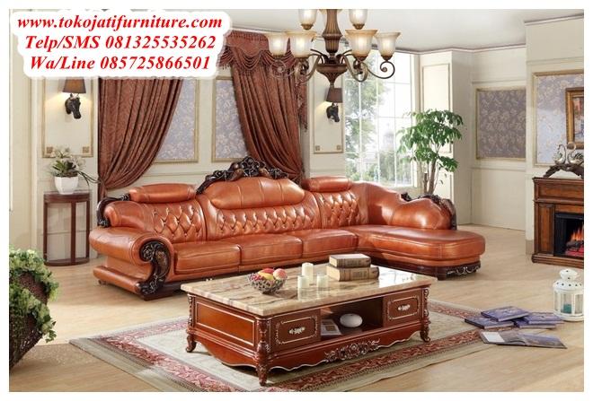 Set Sofa Terbaru Jepara Www Tokojatifurniture Com Best Store