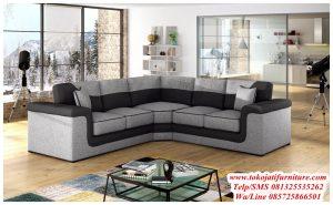sofa sudut jepara