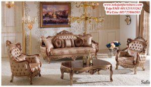 kursi tamu sofa ukiran mewah