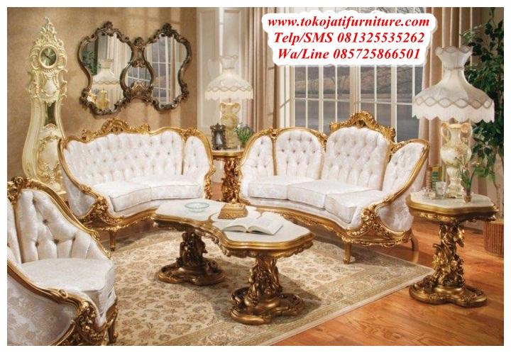 set-kursi-tamu-luxury set kursi tamu luxury