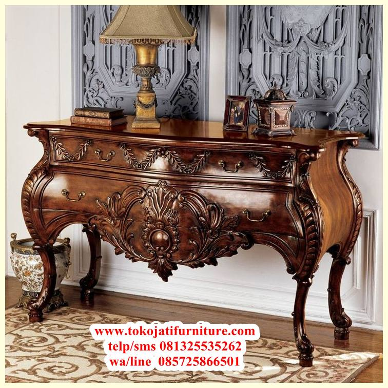 02779725dffac806bc27ac2e88d526c0-furniture-showroom-home-furniture meja rias console jati
