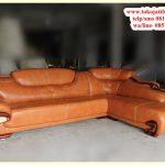 sofa tamu sudut jati luxury jepara