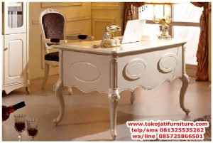 meja kantor duco klasik modern
