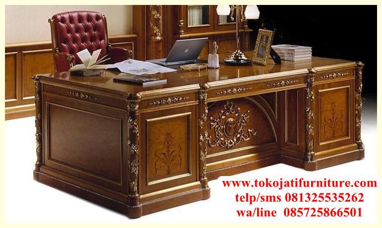 meja-kantor-jati-ukiran-terbaru meja kantor jati ukiran terbaru
