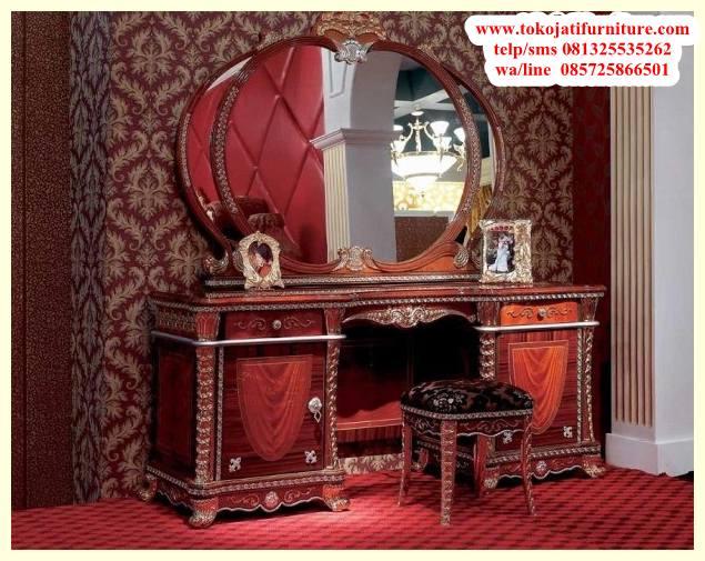 meja-rias-jati-super-luxury meja rias jati super luxury