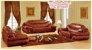 sofa tamu minimalis mewah modern