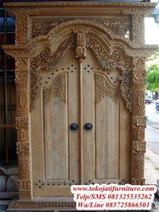 Pintu-Jati-Gebyok-Ukiran-Jepara