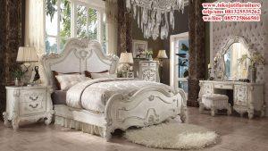 desain tempat tidur ukir mewah