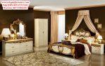 set tempat tidur classic barocco