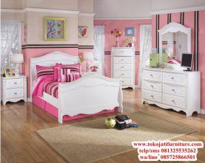 tempat tidur anak cinta modern
