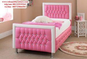 tempat tidur anak perempuan mewah