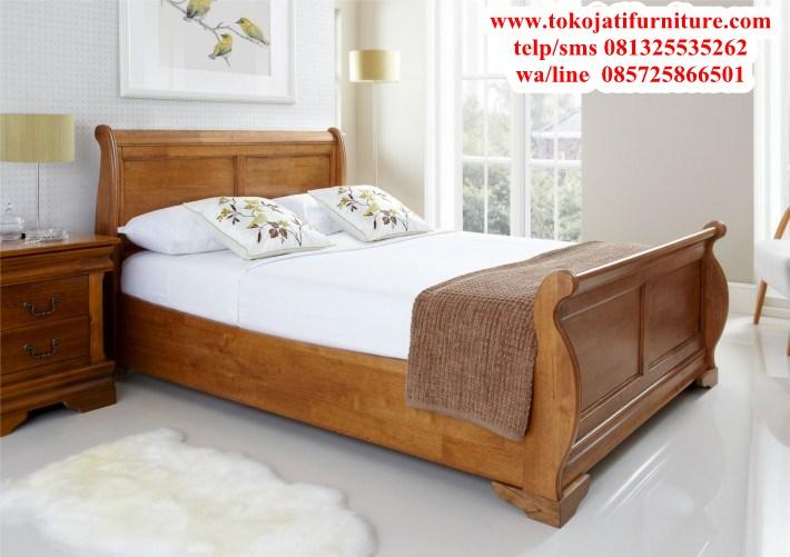 tempat-tidur-jati-anak-bagong tempat tidur jati anak bagong