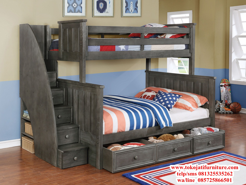 tempat-tidur-tingkat-anak-anak-klasik tempat tidur tingkat anak anak klasik