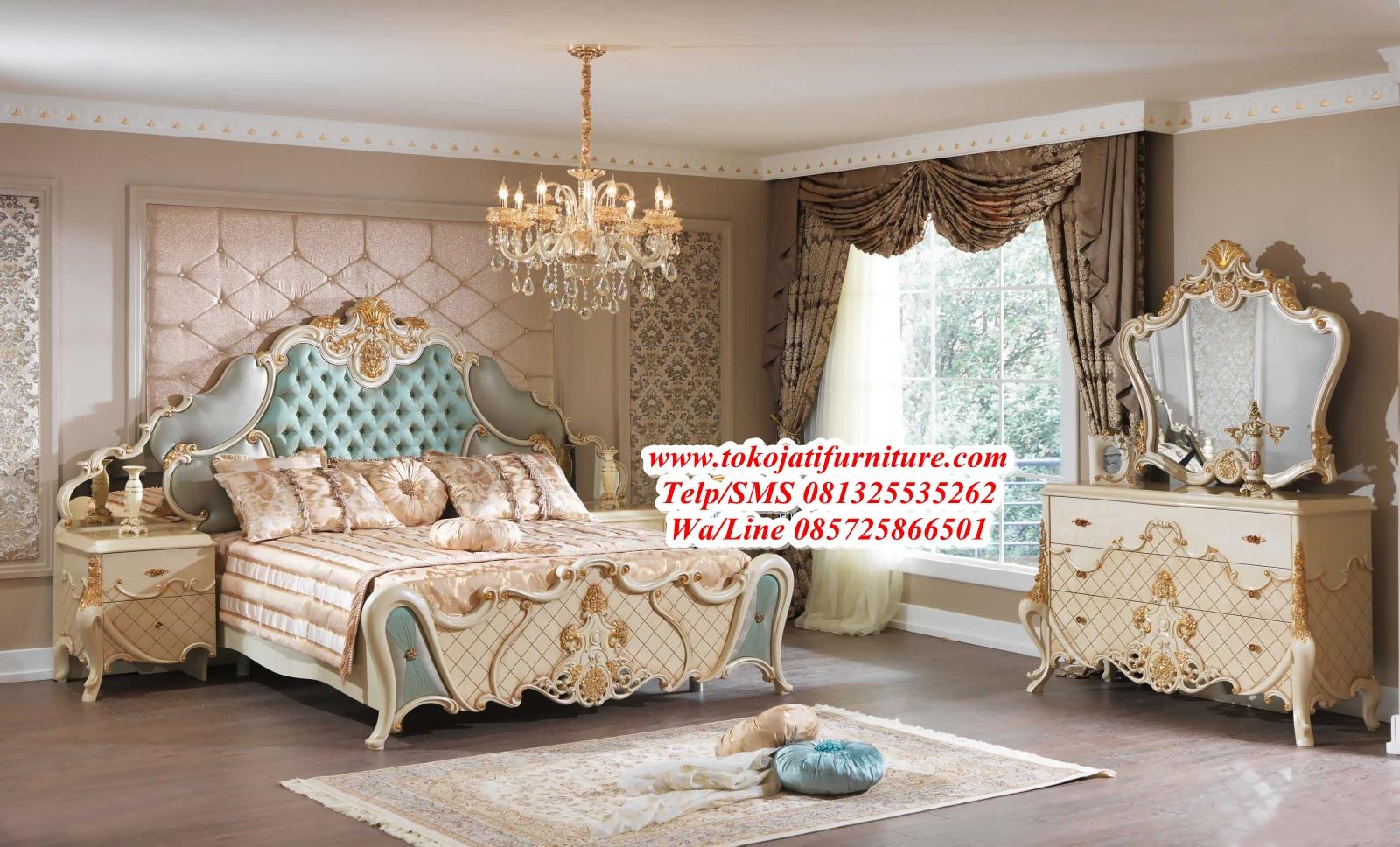 tempat-tidur-ukiran-modern-luxury tempat tidur ukiran modern luxury