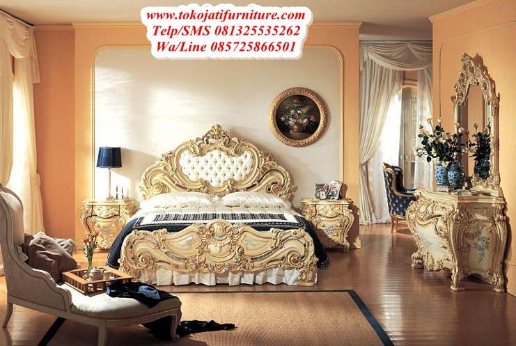 tempat-tidur-ukiran-royal-mewah tempat tidur ukiran royal mewah