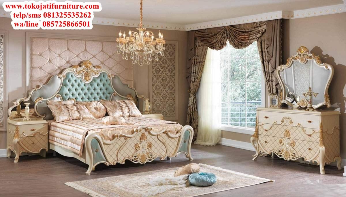 asalet-klasik-yatak-odasi-114990-12-B set tempat tidur ukir mewah terbaru