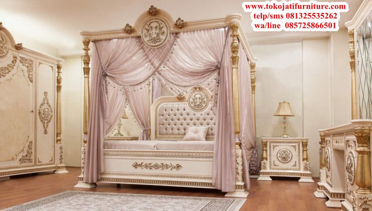 kavesa-klasik-yatak-odasi-126711-21-B set tempat tidur kanopi classic