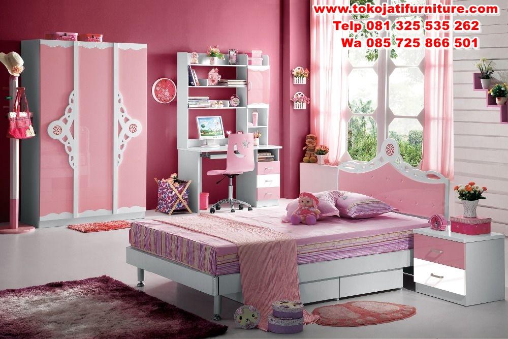 2a82801ec21f5d77cd45260749118c65 set tempat tidur anak modern