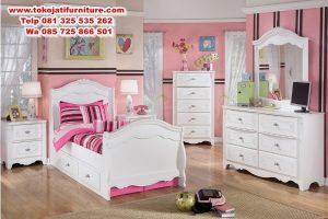 set kamar tidur anak duco modern