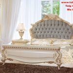 set tempat tidur ukir klasik modern