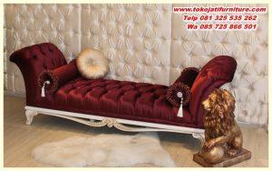 kursi santai sofa klasik