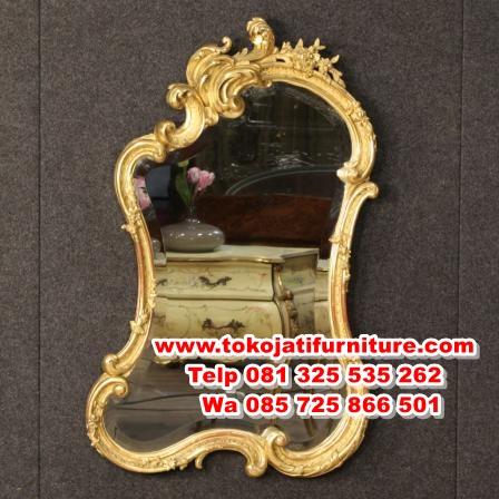 model-pigura-cermin-hias-ukiran-mewah model pigura cermin hias ukiran mewah