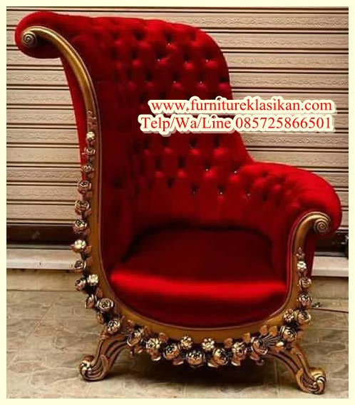sofa-santai-ukiran-queen-modern sofa santai ukiran queen modern