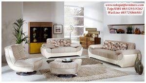 Desain Sofa Tamu Modern Mewah