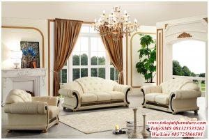 Desainer Sofa Tamu Mewah