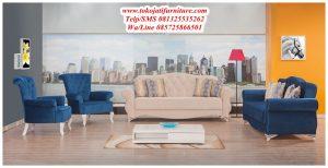 Sofa Mewah Minimalis Terbaru