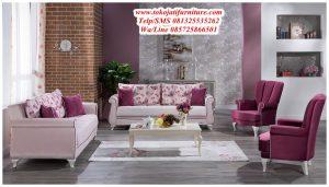 Sofa Tamu Mewah Modern