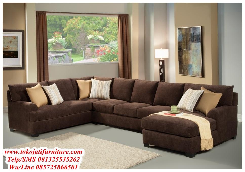 Set Sofa Ruang Tamu Modern