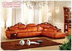 set sofa tamu jati klasik modern