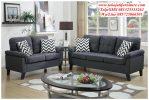 sofa tamu jati sudut minimalis