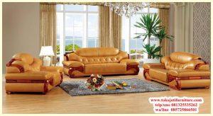 sofa tamu jati minimalis mewah