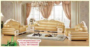 sofa tamu minimalis klasik duco mewah