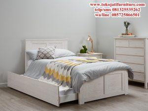 tempat tidur anak duco single
