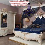 set tempat tidur classic queen