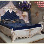 set tempat tidur classic queen modern