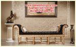 sofa santai model malas klasik
