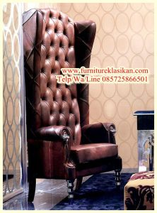 sofa santai model ratu mewah modern